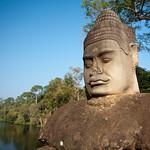 Angkor Thom, puerta sur