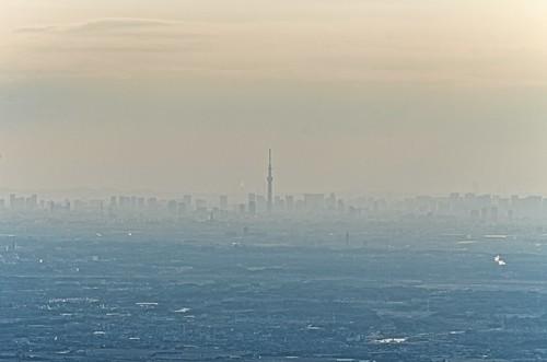 筑波山からの展望 by nomachishinri