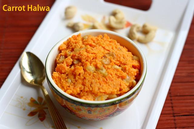 Carrot -halwa