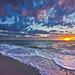 Sunset on Edisto Island, SC by Mike Beauchamp
