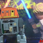 Chopper Star Wars Rebels by LEGO