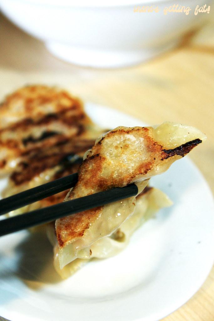 tsurukamedou-pork-gyoza