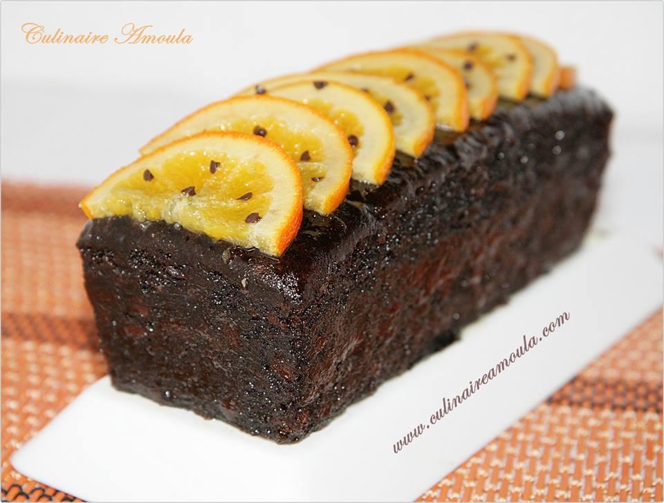 Cake chocolat orange de Philippe Andrieu   http://www.culinaireamoula.com/article-cake-chocolat-a-l-orange-de-philippe-andrieu-122260916.html