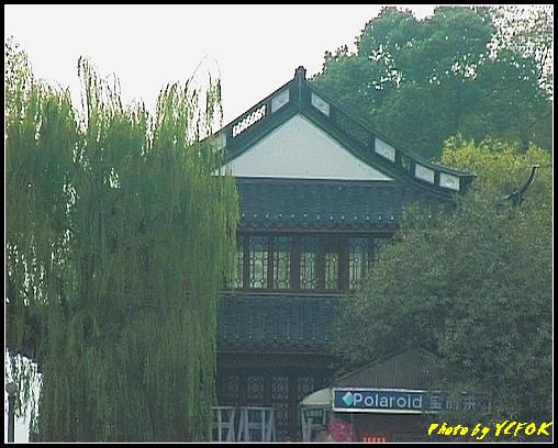 杭州 西湖 (其他景點) - 155 (白堤上的西湖十景之 平湖秋月)