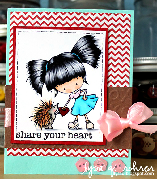 Share your ♥