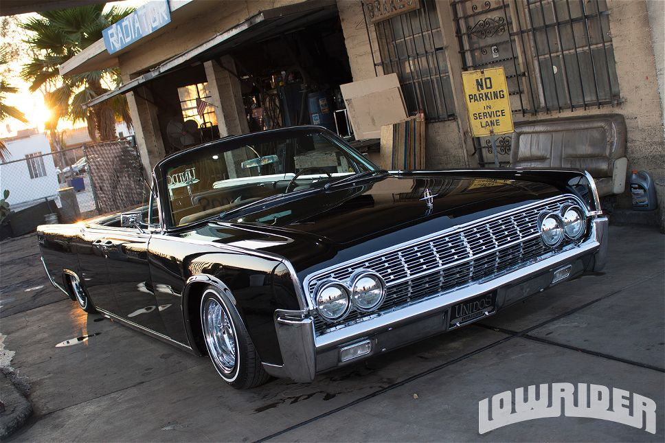 the amazo effect 1962 lincoln continental convertible el presidente. Black Bedroom Furniture Sets. Home Design Ideas