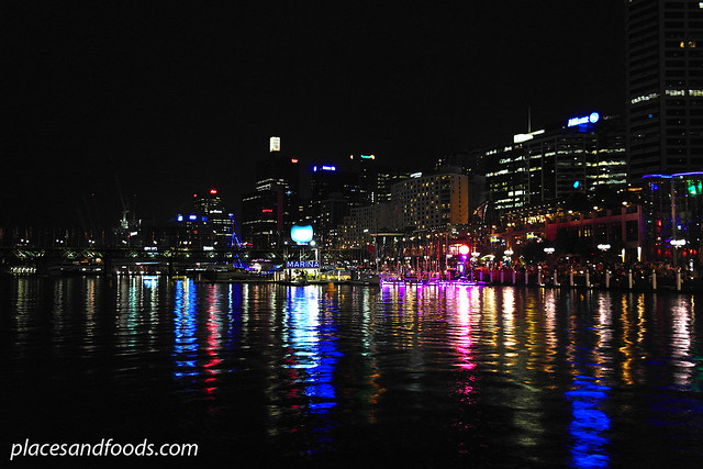 darling harbour night