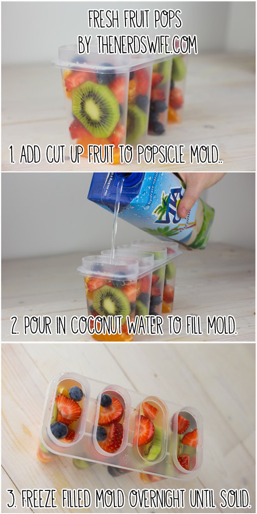 Fresh Fruit Pops Directions #JungleFresh #CBias