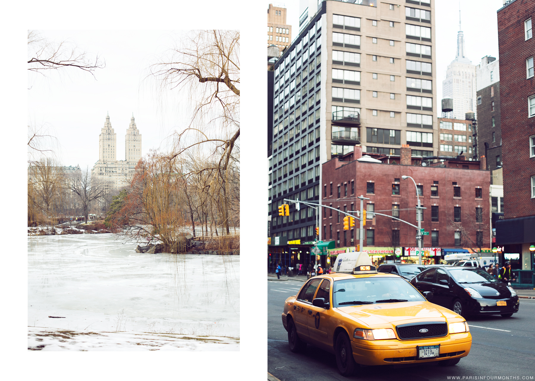 Snapshots From New York