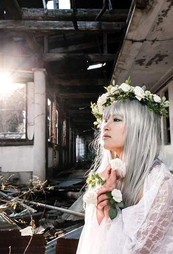 Goddess abandoned