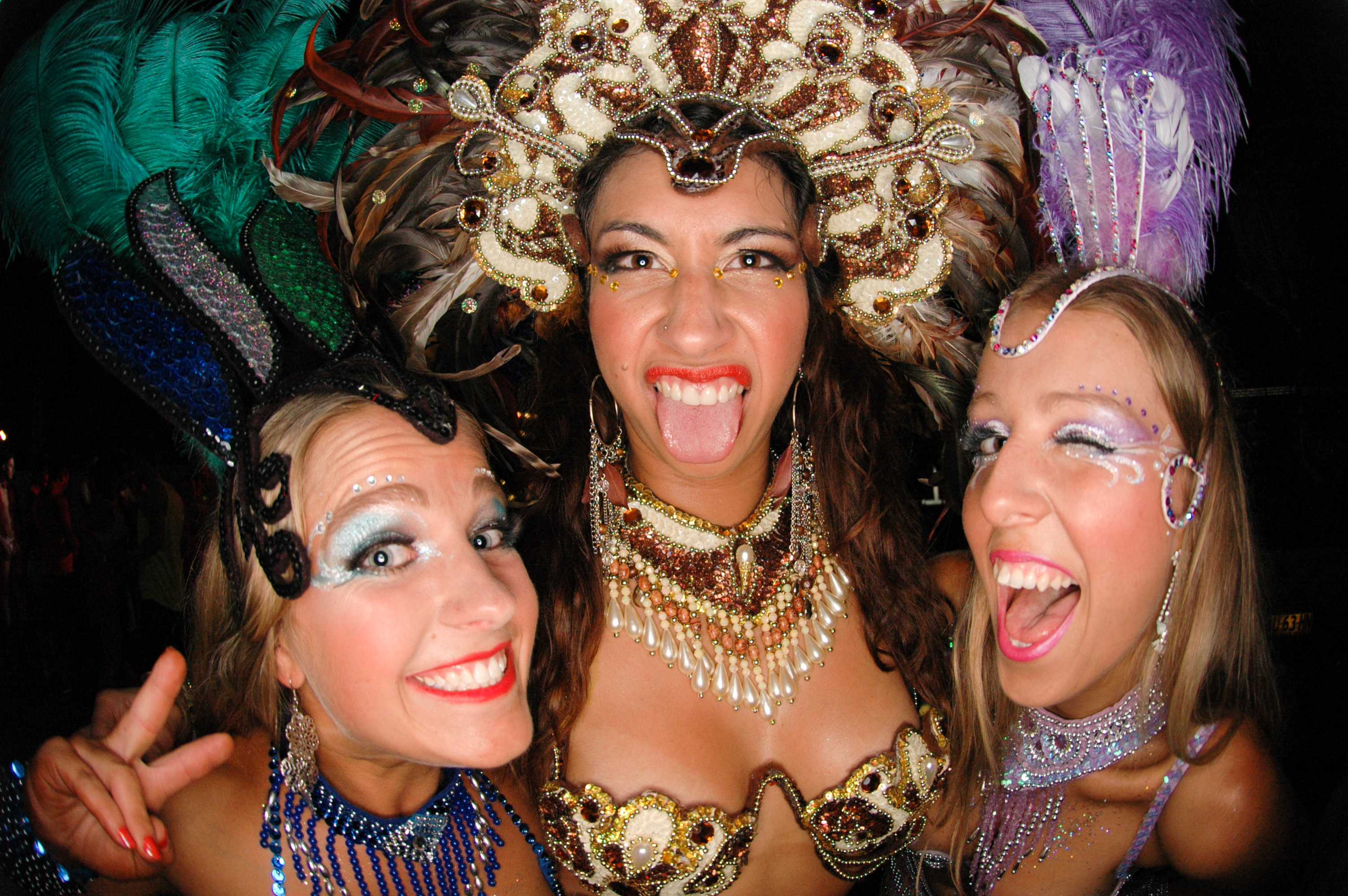 Sydney Gay and Lesbian Mardi Gras 2014: Fisheye Portraits
