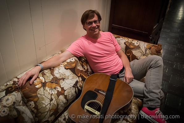 Noise Pop 2014: Jon Ginoli @ Great American Music Hall, SF 2/27/14