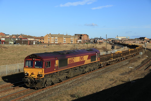 66612 - 6T56 - Hartlepool Sea Wall