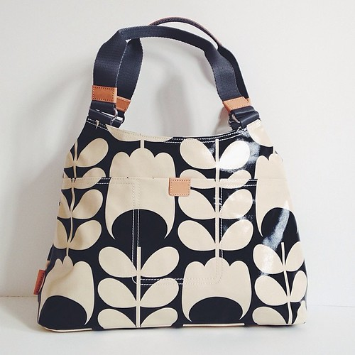 Orla Kiely Purse by Jeni Baker