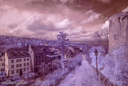 First Impressions #7 - Nikon 1 V1 - Infrared 700nm