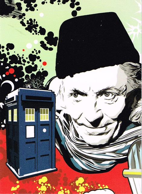 DW 1st Doctor William Hartnell