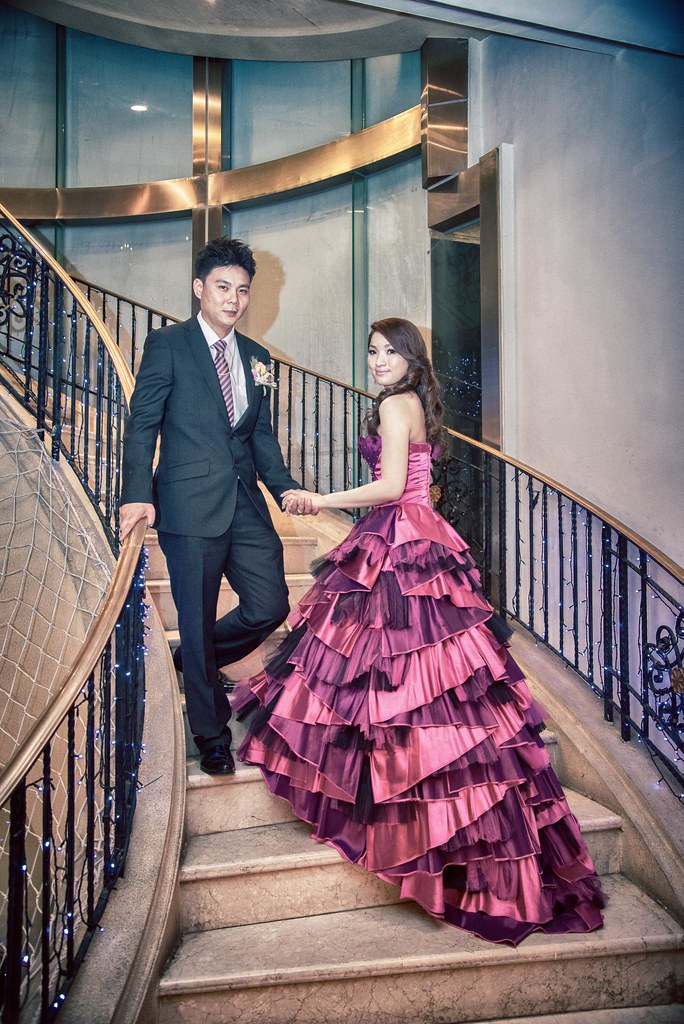 新娘子上樓梯的時間