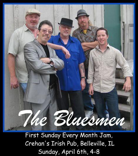 The Bluesmen 4-6-14
