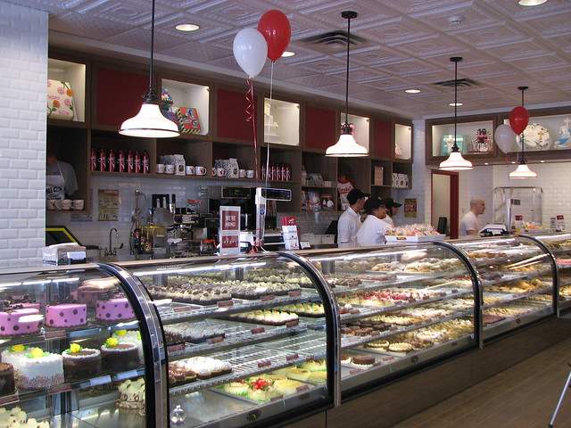 Carlo's Bakery in Morristown