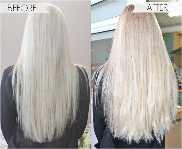 Foxy Locks Hair Extensions, Foxy Locks Sandy Blonde Hair Extensions, Imogen Foxy Locks, Hair Extensions Review, Foxy Locks Superior Hair Extensions Review, Foxy Locks Before and After photos