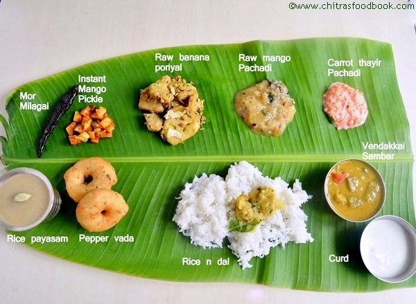 Tamil new year lunch menu recipesvarusha pirappu menu chitras tamil new year lunch menu recipes forumfinder