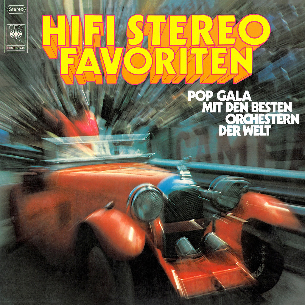 Various Artists ‎– Hifi Stereo Favoriten