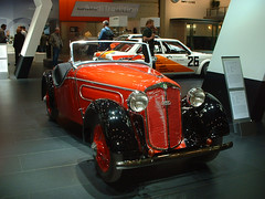 DKW Front Cabriolet (mid 1930s)