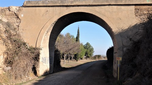 Puente Vía Verde Tarazonica