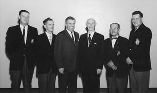 Vimy Night, 9 April 1964, Memorial Hall, Lethbridge, Alberta