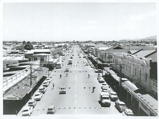 Street scene, Gisborne