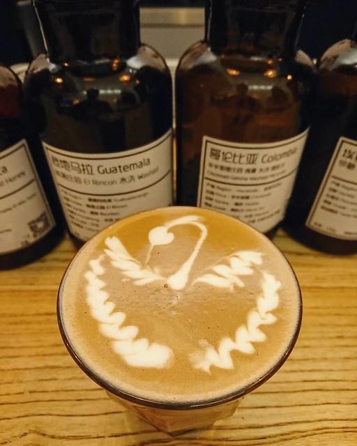 天鴨~ #cafe #coffee #signlesscafe #coffee☕️ #coffeetime #café #cafe☕ #☕️ #canton #無牌咖啡 #廣州