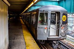 MTA New York City Subway Kawasaki R68A #5026