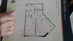 Day 1: The apartment layout