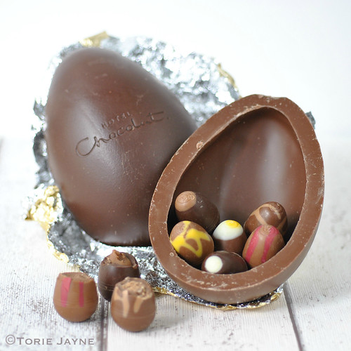 Extra Thick Easter Egg – Just Milk