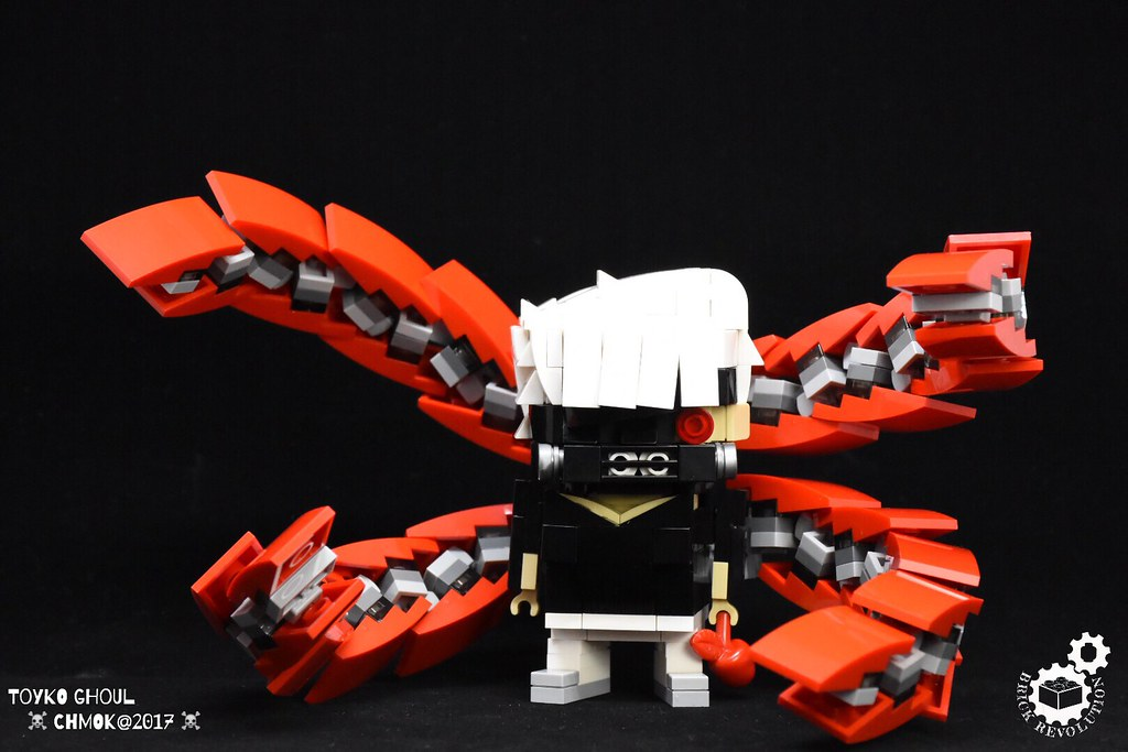 [untitled] (custom built Lego model)