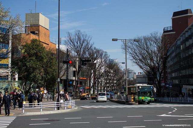 Omotesando, Shibuya