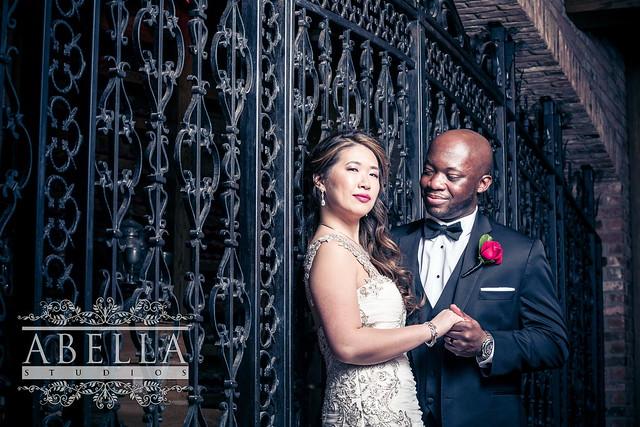 Stephanie & David - NJ Wedding Photos by www.abellastudios.com