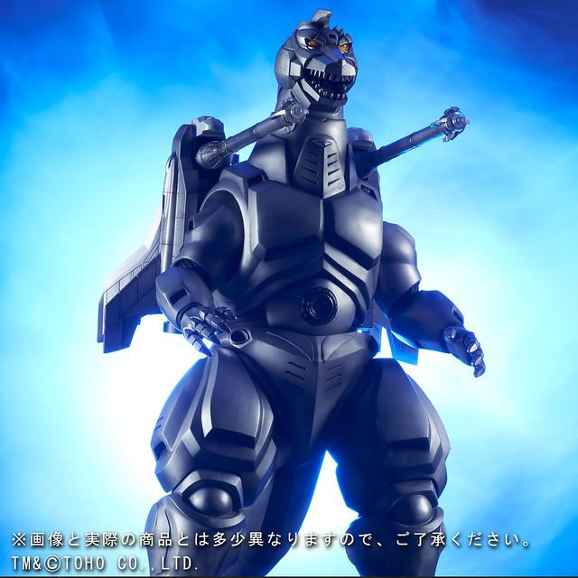 X-PLUS TOYS 東寶30公分系列「超級機械哥吉拉」 【少年リック限定版】! スーパーメカゴジラ ショウネンリック限定商品
