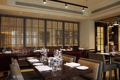 1 Interior Hunter 486 The Arch London estaurant Review FoodFashFit (7)