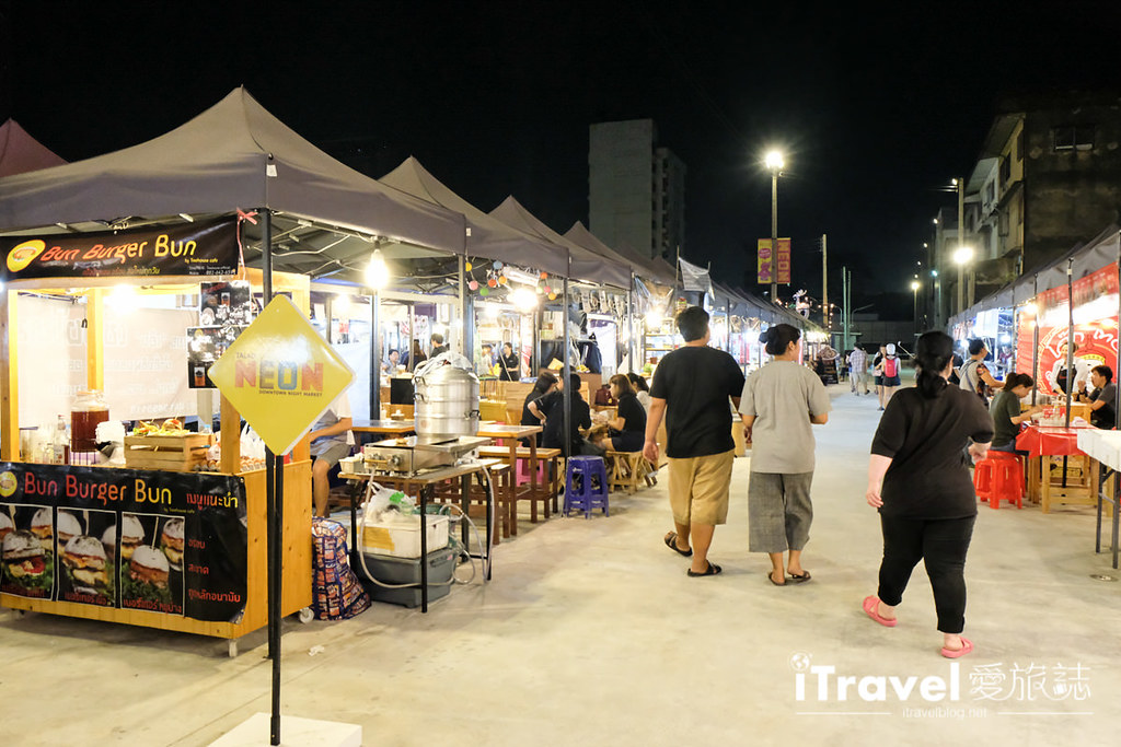 曼谷城中霓虹夜市 Talad Neon Downtown Night Market (20)