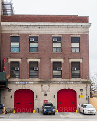 FDNY Firehouse Engine 292 & Rescue 4, Woodside, Queens, New York City