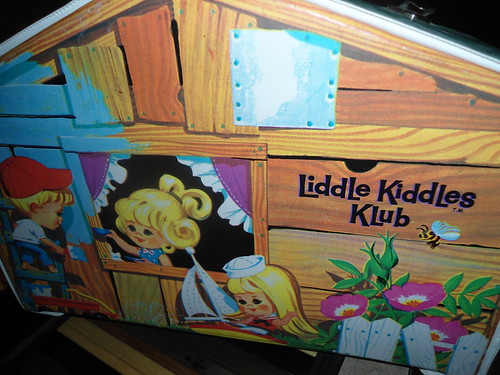 Liddle Kiddles Klub play house