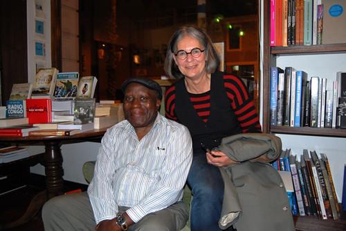 Oswald Mtshali and Antjie Krog