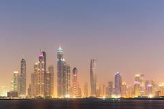 Dubai's Marina