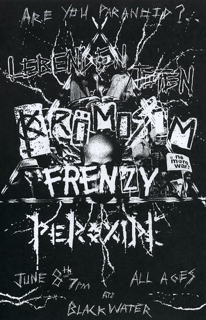 6/8/13 LebendenToten/Kromosom/Frenzy/Peroxide