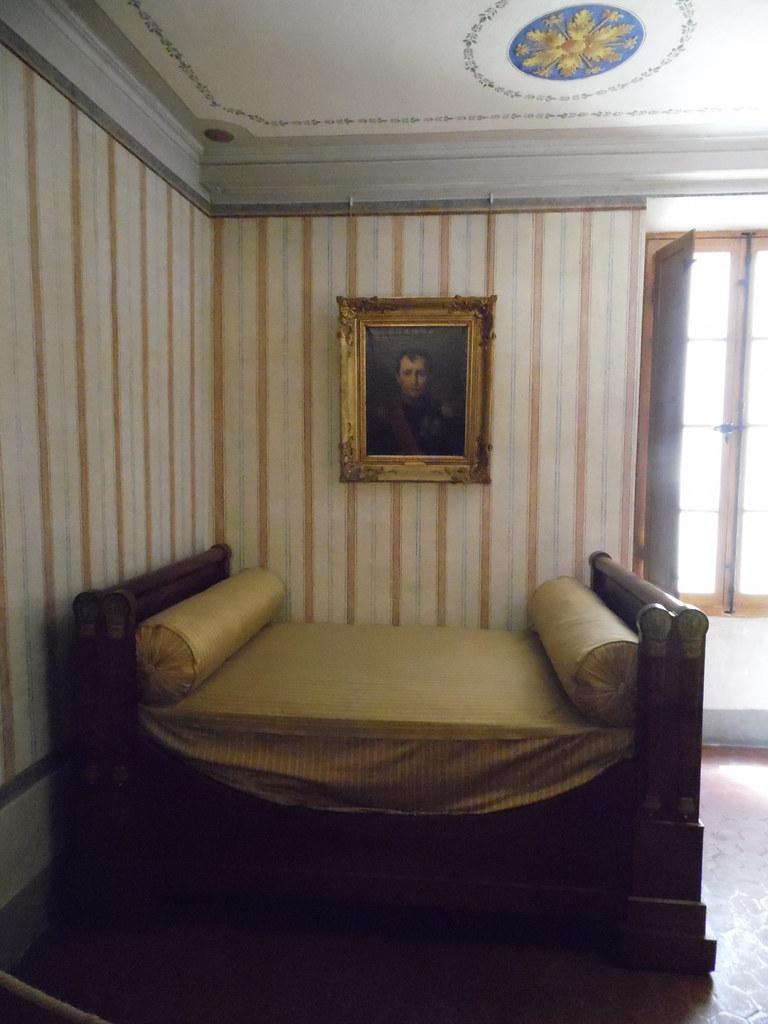 Maison Bonaparte, Ajaccio : Chambre dite à l\'alcôve | Flickr