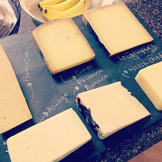 Cheese party!