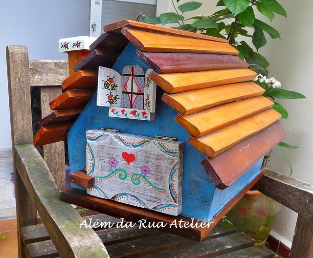 Caixa de correio customizada