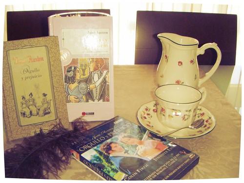 España/Spain: AnnEw - Málagamás de una...) by Sitio de Jane Austen