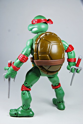 Teenage Mutant Ninja Turtles Classics: Raphael